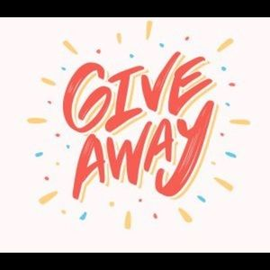 Not my giveaway
